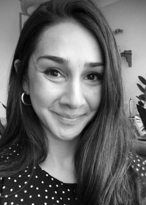 Psykolog med inriktning kvinnohälsa Hanna Rohani